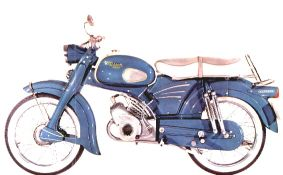 Sachs moped 11